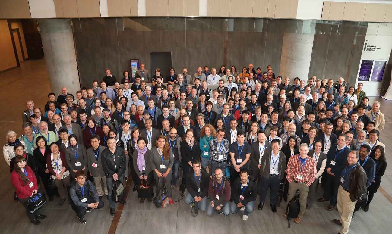 Symposium group photo